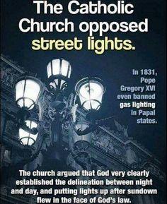 CW Brown  #religion #catholic #lights