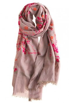 Cherry Blossom Scarf - bought this today in George Town!