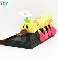 Find More Movies & TV Information about New Super Mario Brothers Bros Marghibruco Peluche Wiggler Caterpillar Stuffed Plush Doll Keychain Key Ring 14cm Anime Brinquedos,High Quality keychain ring,China keychain diamond ring Suppliers, Cheap keychain with bottle opener from Toys in the Kingdom on Aliexpress.com