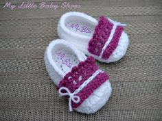 Crochet pattern baby booties baby shoes 0-12 months baby  Photo Tutorial, US terminology, Instant Download  Nr.4