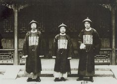 Qing dynasty officials