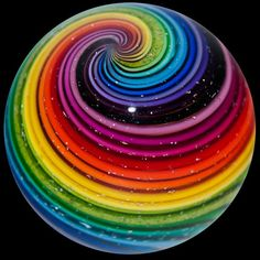 ·'¯) ✿Rainbow Marble✿(¯`·. Love Rainbow, Taste The Rainbow, Rainbow Swirl, Over The Rainbow, Rainbow Colors, Rainbow Stuff, Rainbow Galaxy, World Of Color, Color Of Life