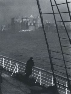 Karl Struss: City of Dreams, New York, 1925