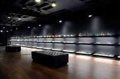 london: united nude flagship store #retail