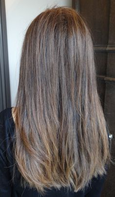 Long layers... My hair is shorter than this but want layers below my shoulders