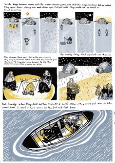Graphic Short Story Prize - isabelnecessary - art student