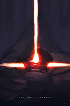 Star Wars 7-Fan-Poster