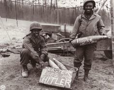 Happy Easter, in World War 2