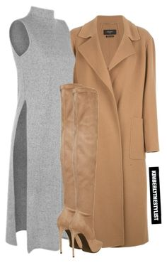 """""""Untitled #2086"""" by whokd ❤ liked on Polyvore featuring Weekend Max Mara and Le Silla"""
