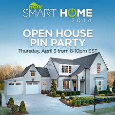 HGTV Smart Home « HGTV Dreams Happen: Sweepstakes Blog
