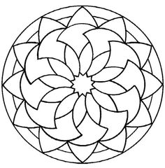 Mandalas Para Pintar Printable pages and Coloring books for…Fika a Dika - Por um Mundo Melhor: Mandalas em CDs I want something like this around my serotonin molecule tattoo.Mandala Embroidery Pattern- lots of them!Coloring for adults - Kleuren voo Mandala Art, Mandala Design, Mandala Pattern, Mandala Towel, Flower Mandala, Mandala Coloring Pages, Colouring Pages, Adult Coloring Pages, Coloring Books