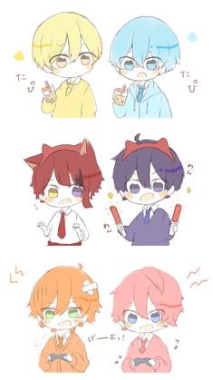 Kawaii Anime, Cute Anime Chibi, Cute Anime Boy, Noragami Anime, Cartoon Kunst, Anime Kunst, Manga Art, Anime Art, Vocaloid