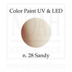 Color Paint UV GEL n.28 Sandy