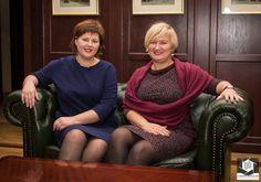 With Monika Bogdanowicz - Xmas Meeting #business #custserv #customer photo by Gordon Blackler Photography http://on.fb.me/1zawQys