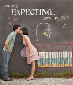 12 Creative Pregnancy Announcements