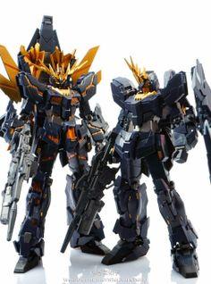 Robot Damashii (SIDE MS) Unicorn Gundam 2 Banshee Norn Images by ivancheng - Gundam Kits Collection News and Reviews