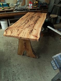"Rustic pecky cypress table. Has 1/2"" thick glass top that goes with it"