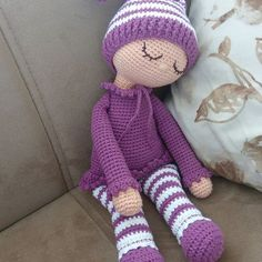 Mesmerizing Crochet an Amigurumi Rabbit Ideas. Lovely Crochet an Amigurumi Rabbit Ideas. Crochet Doll Pattern, Crochet Patterns Amigurumi, Baby Knitting Patterns, Amigurumi Doll, Knitted Doll Patterns, Doll Patterns Free, Free Pattern, Knitted Dolls, Crochet Dolls