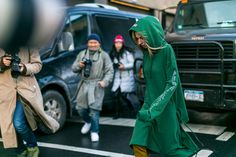 797c99a5770b34 The Best Street Style from New York Fashion Week