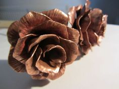 Picture of Copper Rose - an everlasting flower!