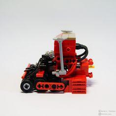 Lego City Sets, Lego Sets, Lego Machines, Lego Truck, Lego Vehicles, Brick Loft, Lego Technic, Cool Lego, Everyday Objects