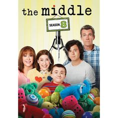 The Middle: The Complete Eighth Season         * You can get additional details at the image link. (This is an affiliate link) #MoviesTV