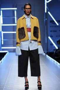 Dhruv Kapoor Designer Dresses for Men & Women. Buy Dhruv Kapoor Sequin Coat, Top, Skirts, Jacket Online from Perniaspopupshop.