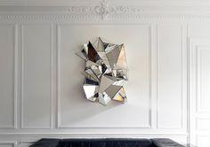 Obsession du jour: Mathias Kiss mirror / Joliette