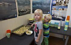 Sjekk denne menyen: Her får barna luksusmat i barnehagen ** Ernæringsfysiolog: Denne menyen kunne vært servert på Bagatelle