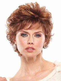 Rich Curly Bob Hairstyles