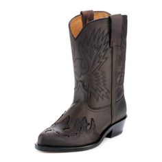 Sendra Boots 2560 Miky Sp Chocolate £99.00