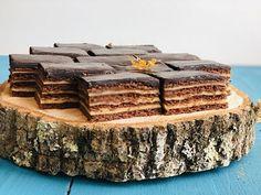 Prăjitură Physha, foi cu miere și cacao, cremă de vanilie și glazură de ciocolată – Chef Nicolaie Tomescu Pork, Ice Cream, Sweets, Cooking, Cake, Desserts, Crafts, Pies, Sweet
