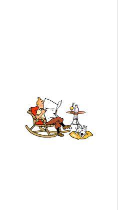 아이폰 tintin 에르제땡땡 캐릭터 배경화면_01 : 네이버 블로그 Cartoon Wallpaper, Dog Wallpaper, Disney Wallpaper, Collection Tintin, Ligne Claire, Cool Wallpapers For Phones, Character Wallpaper, Line Illustration, Illustrations And Posters
