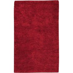 Cambridge Red 8 ft. x 10 ft. 6 in. Area Rug