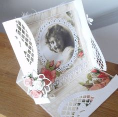 Fancy Easel Cards