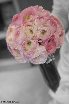 bouquet ranuncoli -