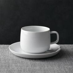 Dibbern Blue Leaves Tasse Avec Henkel 0,32 L Mug with Henkel