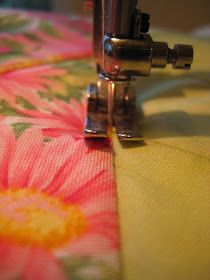 Machine Quilting - the basics quiltingintherain.blogspot.com.br