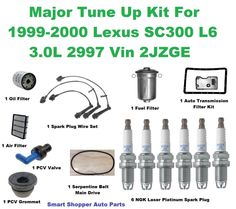 1999 2001 honda odyssey 3 5l v6 tune up kit spark plugs air oil cabin filter pcv reminding me. Black Bedroom Furniture Sets. Home Design Ideas