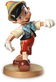WDCC Disney Classics Pinocchio have this one.