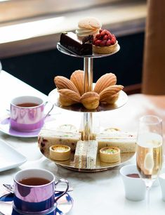 Best Afternoon Tea Guide 2017