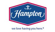 Hampton - great breakfast and beds