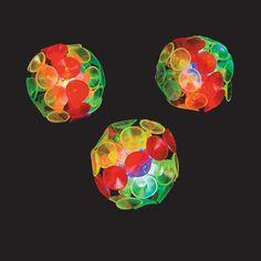 Light-Up Suction Cup Balls - OrientalTrading.com