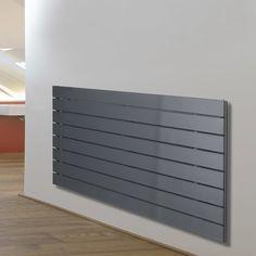 Betop-camp 600 x 600 mm Wei/ß Urban Horizontal Radiator Single Flat Panel Badezimmer-Zentralheizung