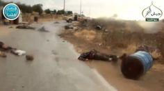 Συρία: Δεκάδες Ιρανοί στρατιώτες νεκροί απο τζιχαντιστές – ΒΙΝΤΕΟ
