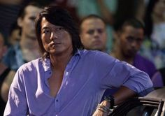 He made f whatever number sooo worth watching. Sung Kang