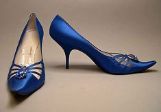 Roger Vivier for House of Dior, 1960s