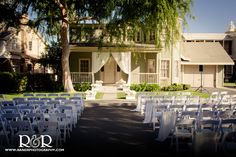 Wedding Venue | Isle | Decorations | CBS Backlot | #weddingvenue #decorations #CBSbacklot #RandRCreativePhotography