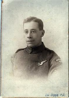Sgt. Reuel Dunn of the Royal Flying Corps. My 3rd cousin and hero. He fought the Red Baron and continued the fight after getting shot down. The Red Baron visited him in hospital to honour his bravery.. He died hours later.