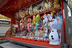 #Belgique #Liège #foire #feteforaine #loterie #jouets #peluche
